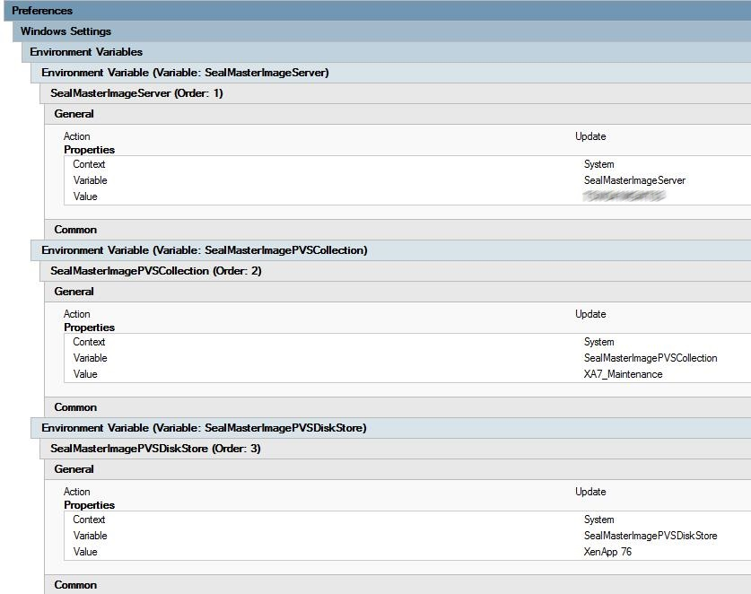 Citrix PVS Sealing Automation - a little bit more    - EUCweb com
