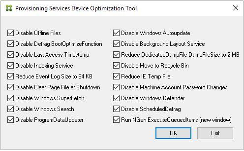 No Citrix VDA Optimization anymore - EUCweb com | focused on